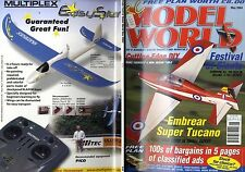 RADIO CONTROL MODEL WORLD MAGAZINE 2004 MAY ARMSTRONG WHITWORTH FK 1 FREE PLAN