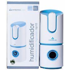 Humificador Ultrasonico Vapor Frio Higrómetro Higrostato Auto Desconexión 2,5 L
