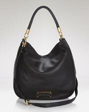 New with Tag - $438.00 Marc by Marc Jacobs Too Hot To Handle Black Leather Hobo