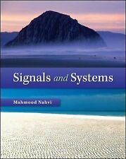 SIGNALS AND SYSTEMS [9780073380704] - MAHMOOD NAHVI (HARDCOVER) NEW