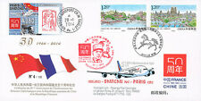 "FFC CHINA ""50 years Relationship China-France, MAO ZEDONG & DE GAULLE"" (T1) 2014"