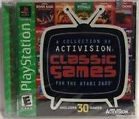 Activision Classics Collection 30 Games for ATARI 2600 NEW sealed PlayStation 1