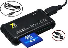 Memory Card Reader/Writer for Canon Vixia HF R20 R21 R200 R32 R30 M52 M50 M500