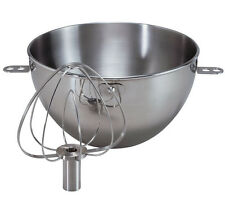 KitchenAid KN3CW 3-Qt. Stainless Steel Bowl & Whip Combo for Lift Models 5&6 QT