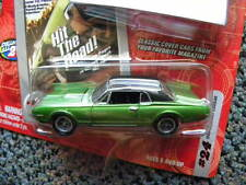 1968 MERCURY COUGAR  #24    2003 JOHNNY LIGHTNING HOT ROD MAGAZINE  1:64