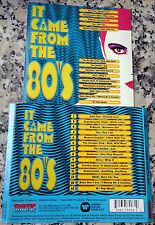 Boys Don't Cry I Wanna Be A Cowboy B-Movie M Madness Dramarama INXS RARE CD