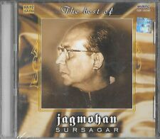 THE BEST OF JAGMOHAN SURSAGAR - BRAND NEW SOUNDTRACK CD - FREE UK  POST