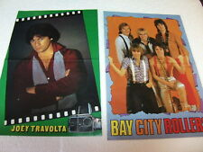 Monty gum Pop Posters 1978 AC/DC ac dc Meatloaf Andy Gibb Anita Ward
