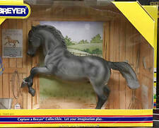 Breyer Collectable Model Horse Classic Size Dapple Gray Mustang