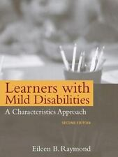 Learners with Mild Disabilities: A Characteristics Approach, Second Ed-ExLibrary