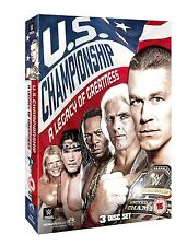 WWE United States Championship - A Legacy Of Greatness [3 DVDs] *NEU* DVD