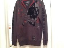 MARC ECKO CUT AND SEW STAR WARS LIMITED EDITION SZE S Darth Vader Hoodie