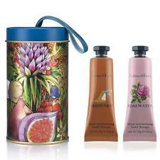 Crabtree & Evelyn jardineros y Rosas Ornamento De Estaño Conjunto de Regalo