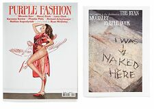 Purple Fashion Magazine #19,Miranda Kerr,Slavoj Zizek,RYAN McGINLEY Phoebe Philo