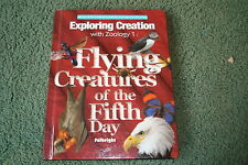 Apologia Flying Creatures of the Fifth day Science,Homeschool