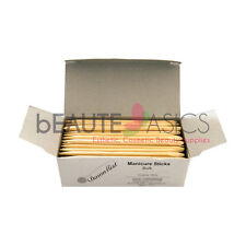 Lot of 1152 pcs  Wood Stick Manicure Cuticle Pusher Waxing Sticks - PW2209x8