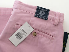 new mens ralph lauren polo bedford chino straight fit trousers W33 L34