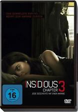 Insidious Chapter 3 DVD  Furchteinflösent
