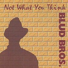 Blud Bros Not What You Think CD ***NEW***