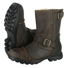 Bearpaw McKinley II Boots - Leather, Sheepskin-Wool Lining  Mens Size 11 D Brown