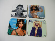 Beyonce Album Cover SOTTOBICCHIERE Set