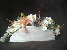 Wedding Purse Bouquet/Bride/Mother of Bride/Gold/Ivory/Apricot/Artificial flower