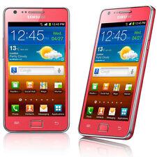 Samsung Galaxy S2 I9100 Coral Pink Neuwertig & OHNE VERTRAG