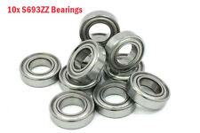 ABEC5 3x8x4mm Bearings for DJI 2212, Eachine Racer 250 Motor (10pcs), FREE SHIP