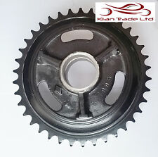 BRAND best 3 VANE 38 TEETH REAR WHEEL SPROCKET - ROYAL ENFIELD MOTORCYCLES