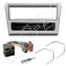 Radioblende OPEL Astra G Vectra B Meriva + ISO Adapter