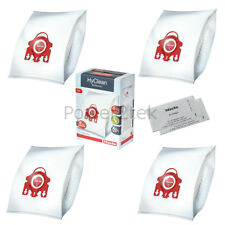 4 x Genuine Miele FJM, 9917710 Hoover Dust Bags for S700 S710 S710-1 UK Stock