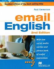 Macmillan E-MAIL EMAIL ENGLISH 2nd Updated Edition 2013 by Paul Emmerson @NEW@