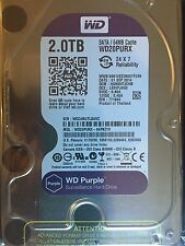 BRAND NEW-WD Purple 2TB Surveillance Hard Disk Drive - 5400 RPM Class SATA