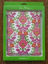 VERA BRADLEY LILLI BELL SNAP ON CASE FOR IPAD 2 AND 3 NWT MSRP $48