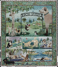 DOG PARK 7 Pattern Set and 2 Embellishment Kits - McKenna Ryan for Pine Needles