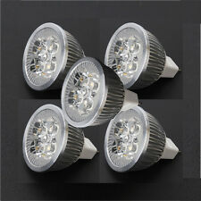 LOT5 Warm White MR16 GU5.3 12V Energy Saving 4LED Light Bulb Spotlight Lamp