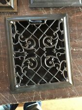 Tc 18 6 Available Priced Separately Decorative Cast-Iron Wall Heating Grates