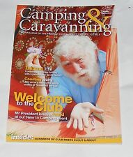 CAMPING & CARAVANNING VOLUME 105 NO.8 AUGUST 2010 - IRELAND LIFE/COASTING ALONG
