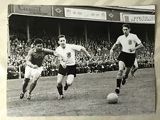 photo press football   World Cup 1958 France-Ecosse  Fontaine            306