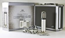 MXL GENESIS Heritage Edition FET Studio Mic Set NEW