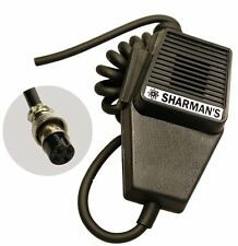 SHARMON MP-520P2 MIC 4 PIN COFFIN MIC PLUG CYBERNET WIRED MIC NEW QUALITY INSERT