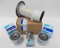 Filter Kit for Kubota KX36 -1 mini excavator -  with D622 BH engine