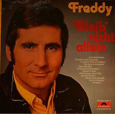 """FREDDY QUINN - BLEIB NICHT ALLEIN 12"""" LP (T 450)"""