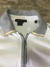 Zegna sport cotton  sweater mediium  Made in Italy $398