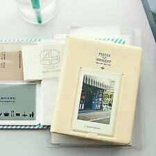 64 Pockets Polaroid Photo Storage Album Case Holder for FujiFilm Instax Film S5