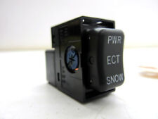 2006-2008 LEXUS IS250 XE20 OEM ECT POWER SNOW ON OFF SWITCH BUTTON CONTROL