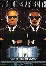 B57007 Tommy Lee Jones and Will Smith in men in black   movie star