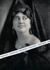 Maria labia-cantante-soprano-para 1930-raramente h 16-12