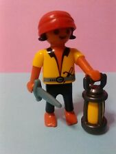 PLAYMOBIL FIGURA NIÑO NIÑA PIRATA GRUMETE BUCANERO CHILD PIRATE GIRL BOY PIRATAS