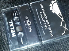 HELEL French Industrial Cursed Tape: Unreleased demos 2006-2008 CS darvulia NEW